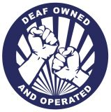 Deaf Owned and Operated